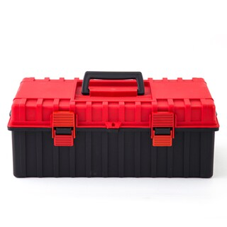 Toolbox Black-Red 12 Liter Standard RW8303