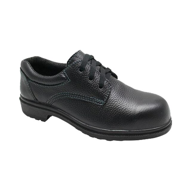 Shoes Safety No.10 Black PANGOLIN PG261U