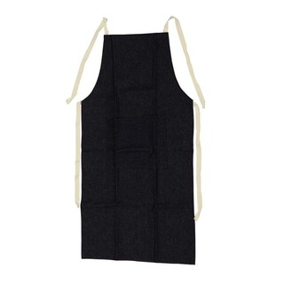 Jeans Cloth Apron Blue