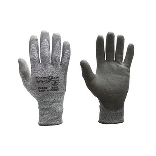 M-Sized Cut Resistant Gloves 5 Levels Gray PANGOLIN GLVR0037ZZZZM