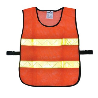 Safety Vest 2 Tabs Orange YAMADA OR-6045-U