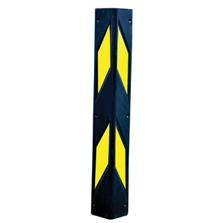 Rubber Corner Guard Yellow-Black YAMADA YMD-C01