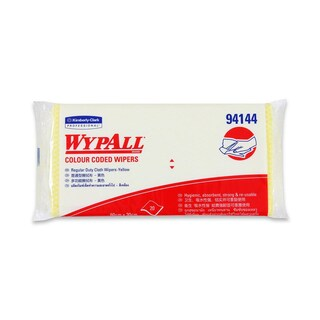 Industrial Wiping Paper Yellow (20Pieces) Wypall 94144