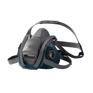 Respiratory Protection Blue 3M 6501QL