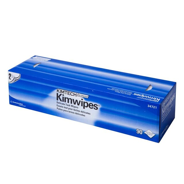 Delicate Task Wipers White (90Sheets) Kimtech 34721