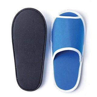 Slippers Foam Fabric Blue T.P.P TPP019