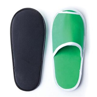 Slippers Foam Fabric Green T.P.P TPP019