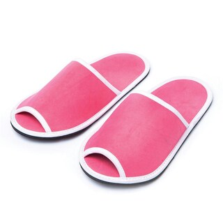Slippers Foam Fabric Pink T.P.P TPP019