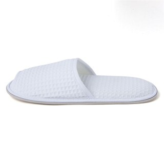 Slippers Beehive Fabric White T.P.P TPP021