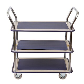 3 Shelf Trolley Noblelift TSS32