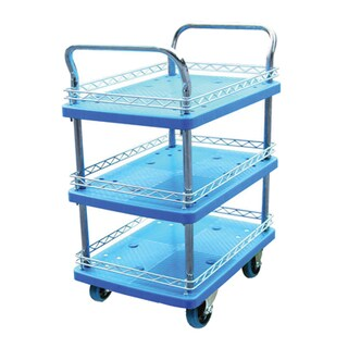 3 Shelf Trolley Happy Move HM113