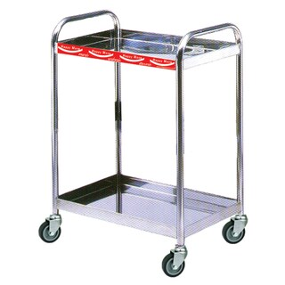 2 Shelf Trolley Happy Move CH122