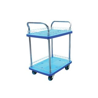 2 Shelf Trolley Happy Move HM112
