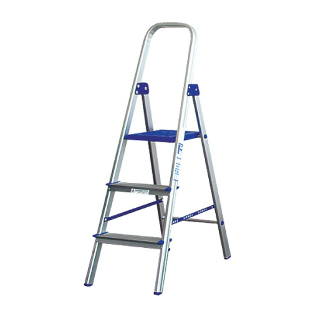 Aluminum Extension Ladder 3-Foot Sanki LD-HT03