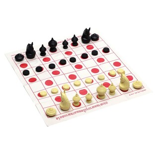 Plastic Chess Board FBT 77410
