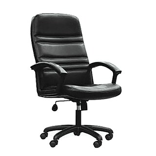 MONO PK02/H Executive Chair Black