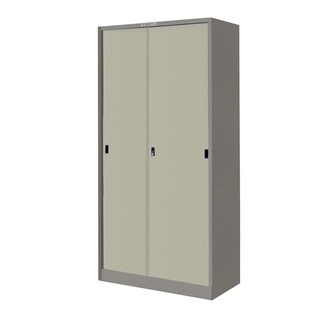 Steel Storage Cabinet Grey Furradec OC-500