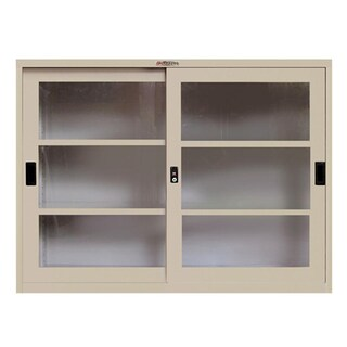 Steel Storage Cabinet Cream Furradec OSG-304