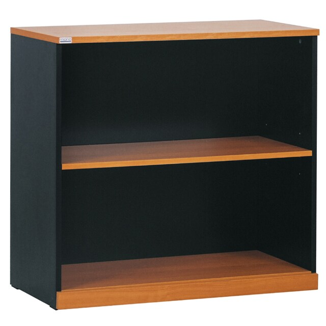 MONO C792-WCS/F 2 Shelves Open Cabinet Cherry-Black