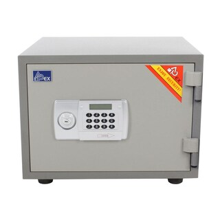 Security Storage Safe Grey Apex SP21-D