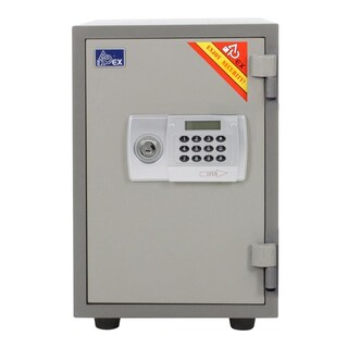 Security Storage Safe Grey Apex SPT21-D