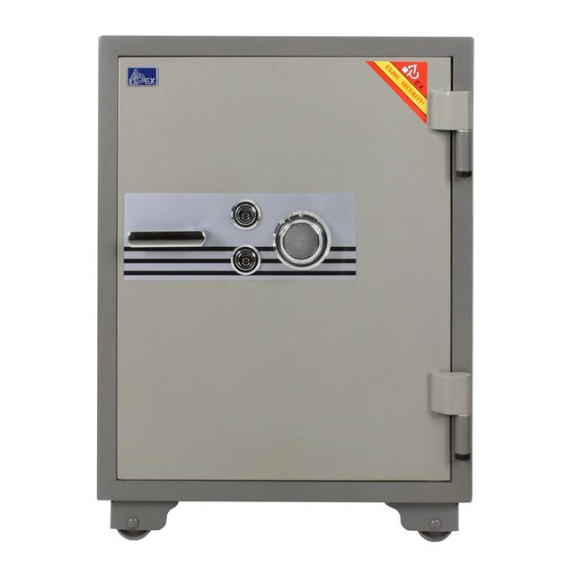 Security Storage Safe Grey Apex SP-100SKK
