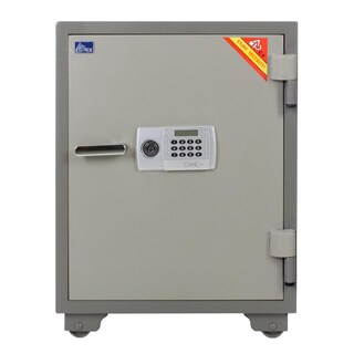 Security Storage Safe Grey Apex SP-100D