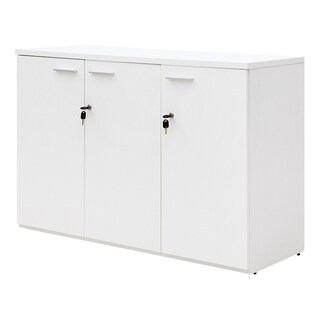 Furradec SC1212 Document Cabinet White