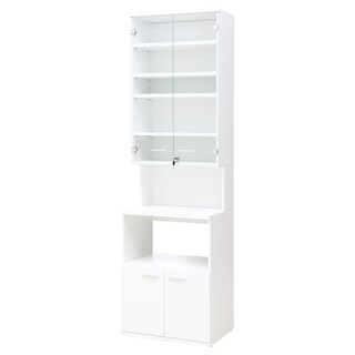 Furradec PT65H Canteen Kitchen Cabinets White