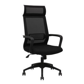Office Chair Black Green-Line GLX538A