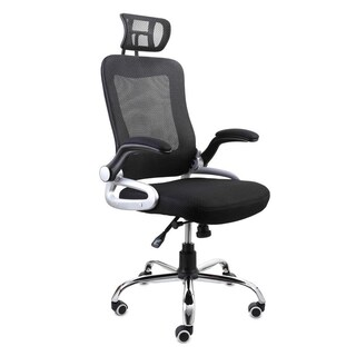 Green-Line GL219H Executive Chair Black