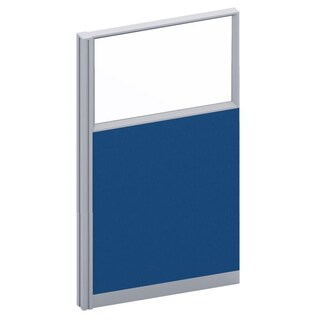 Sebel HG1-120180 Half Glass Panel Partition