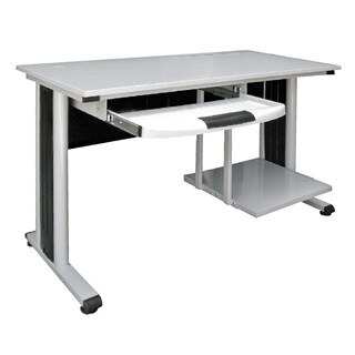 Computer Desk Grey Apex ATC-92