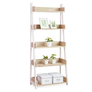 Furradec BS-1508 Book Shelf 5 Tiers Beech