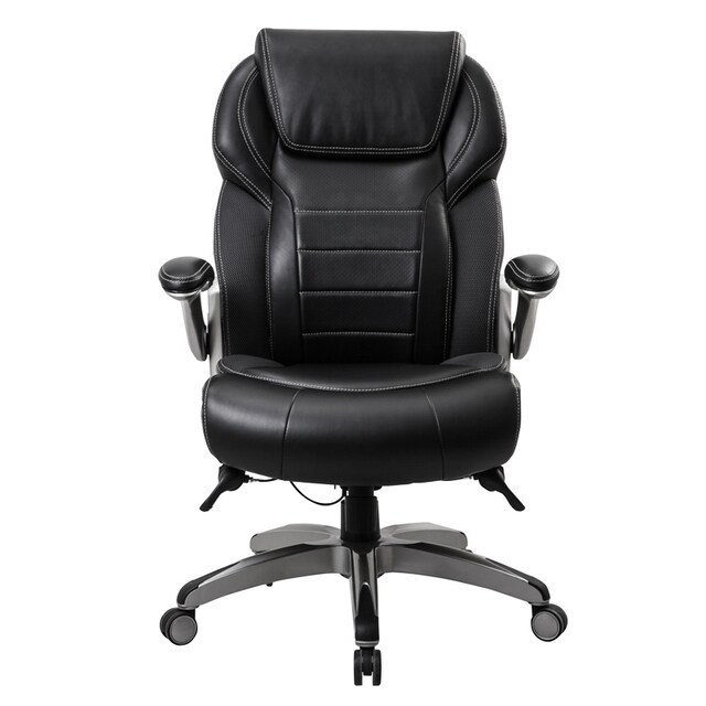 Serta Vito Executive Chair Black