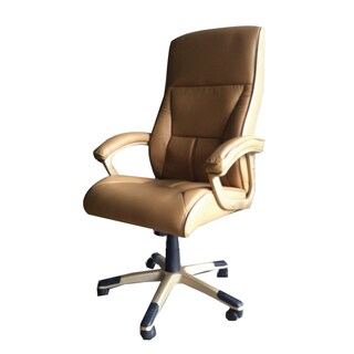ROCK WOOD CL 028-3 Executive Chair Brown