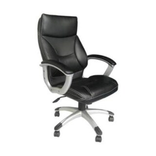 ROCK WOOD 99292A Executive Chair Black