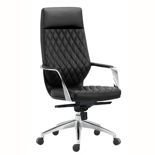 Sure PL-525H Executive Chair Black