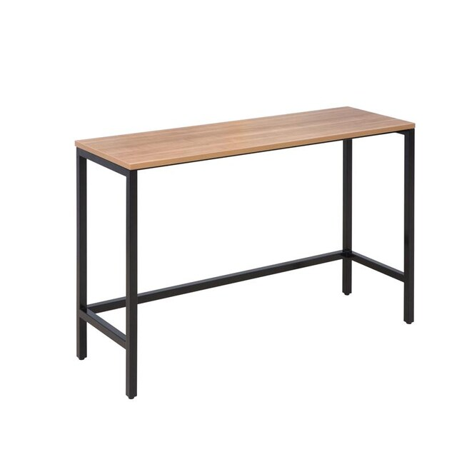 Furradec BAR1610B Bar Table Cappuccino-Black Legs