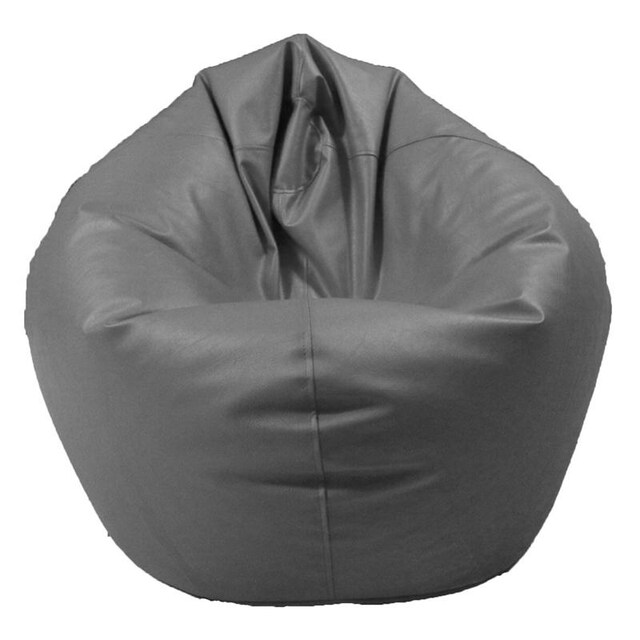 Yourstyle drop-3 Bean Bag Chair Drop Shape Gray
