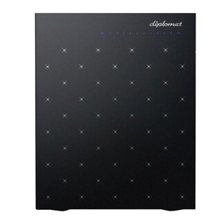 Touch Screen Electronic Safe Black Diplomat S700