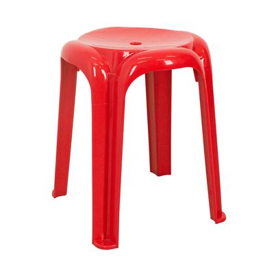 Plastic Chair Red Apex BEIJING