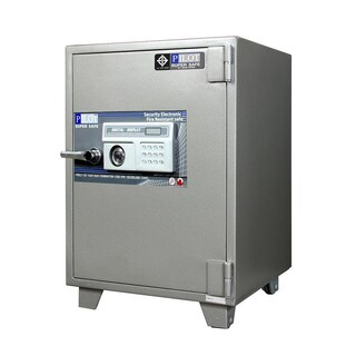 Fire Resistant Safe Gray Pilot SAE-9150-OF