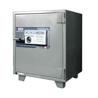 Fire Resistant Safe Gray Pilot SAE-975-OF