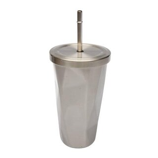 Rectangular Stainless Steel Cup Premium MG-168