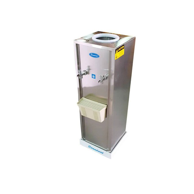 Standard ST152 Water Dispenser 2 taps Stainless Steel