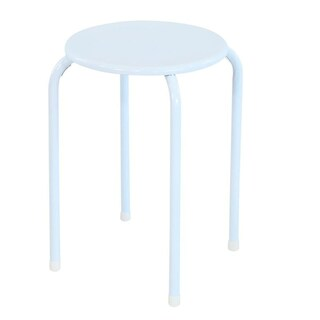U-RO DECOR Lemon Metal Stool