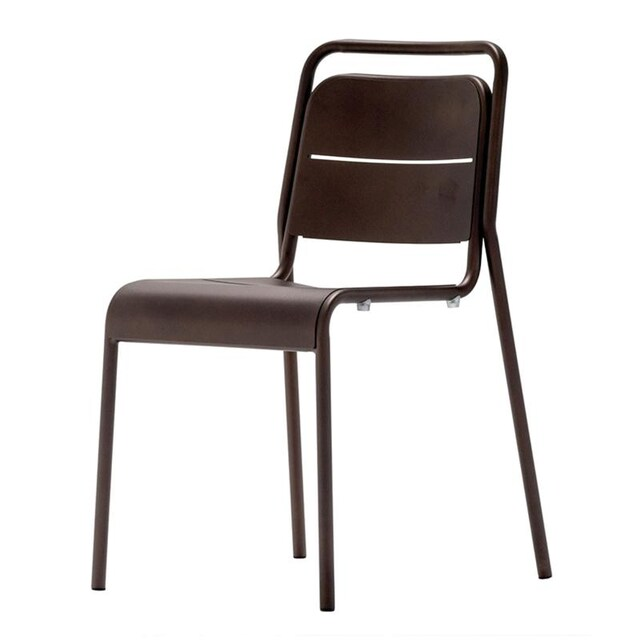 New Storm SK14F1A Metal Chair Brown