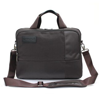 BP WORLD Briefcase A44263 - Brown