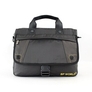 BP WORLD Briefcase B8618 Black